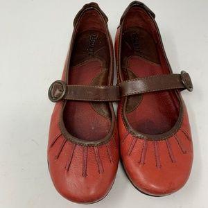 Born, Mary Jane Flats Size 8.5 (101)